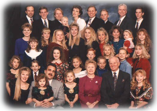 Glen Walker Family '93